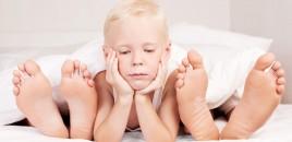 Cum să adormi un copil agitat!