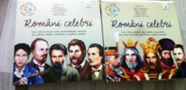 """Colecția """"Români celebri"""", editura Gama"""