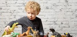 Joaca noastră de-a dinozaurii- 5 activități distractive