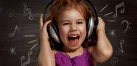 Muzica-parte integrantă din educația unui copil
