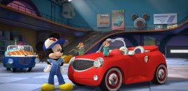 Mickey și piloții de curse – un nou serial pentru copii la Disney junior