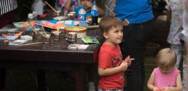 Primul festival rock cu copiii
