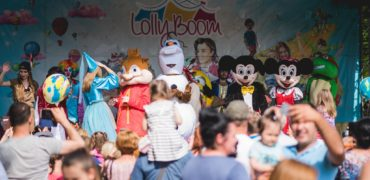 LollyBoom – cel mai mare festival al familiei din România vine la Brașov