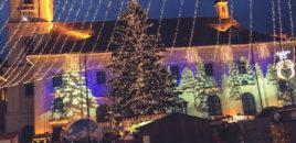 Târgul de Crăciun de la Sibiu și Castelul Zânelor