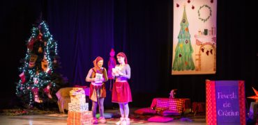 Ce învață copiii dintr-un spectacol de teatru