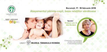 Atașamentul Părinte-Copil, baza relațiilor sănătoase