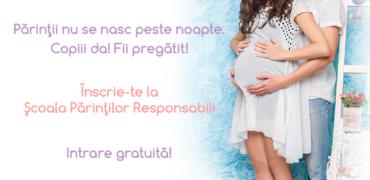 Aștepți un copil? Școala Părinților Responsabili vine cu seminarii gratuite în Timișoara și Oradea