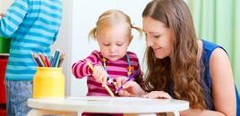 Nevoia de rutină la copiii mici
