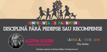 Aletha Solter revine la Cluj