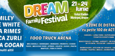 Dream Family- un festival dedicat familiilor (concurs)