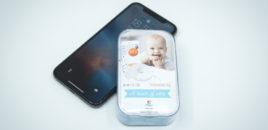 Monitorizarea inteligentă a temperaturii copiilor