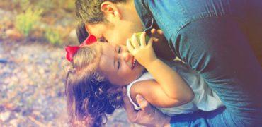 De ce este special tatăl de fată
