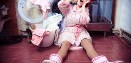 Burnout mămicesc sau când starea de epuizare te copleșește