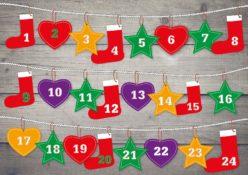 activități în așteptarea lui Moș Crăciun