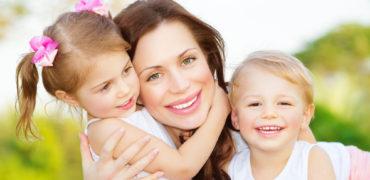 Pentru fiecare mamă, copilul său este cel mai frumos