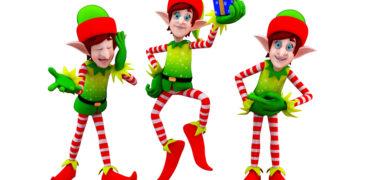 Copiii și magia Sărbătorilor