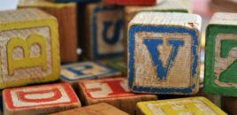 9 activități cu litere pentru preșcolari