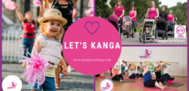 Kangatraining sau cum poți face mișcare împreună cu bebelușul tău