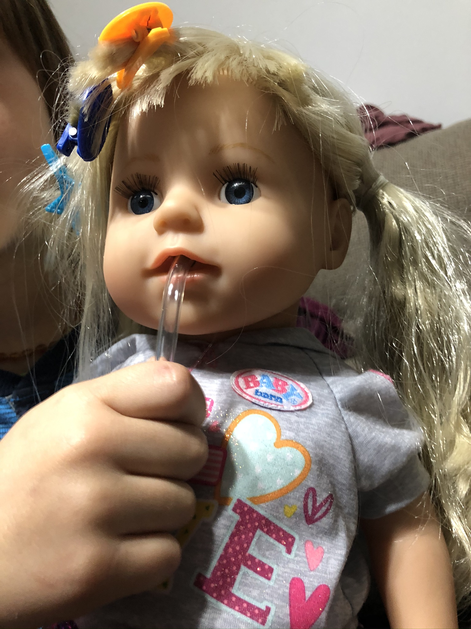 Papusa bebelus