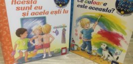 Colecția Junior de la Editura Casa- cărți pentru copiii curioși