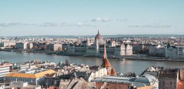 Sfârșit de noiembrie cu copiii la Budapesta