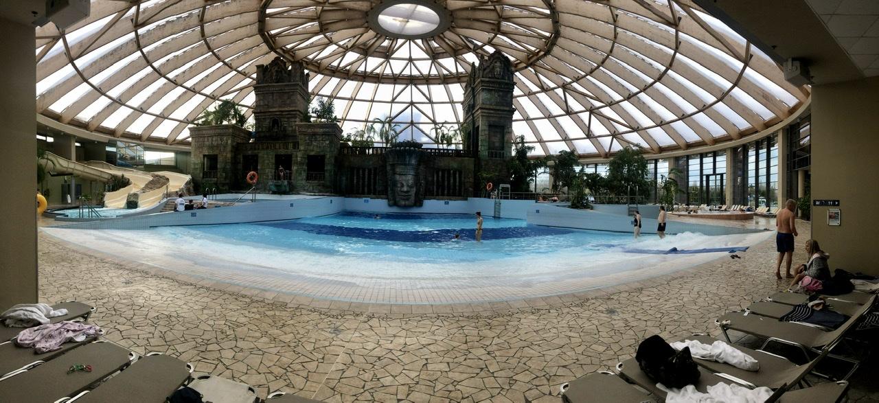 Parcul acvatic Budapesta
