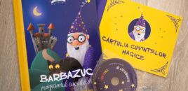 Barbazuc, magicianul cuvintelor – un set educativ de excepție