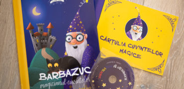 Barbazuc, magicianul cuvintelor – un set educativ de excepție