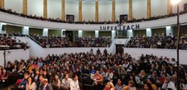 SuperTeach, evenimentul care schimbă mentalități, ajunge din nou la Brașov