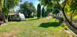 Cu rulota în Campingul Sălișteanca